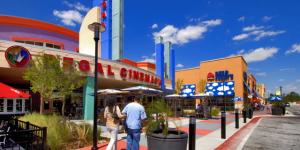 the Loop Kissimmee, vizinha da Disney
