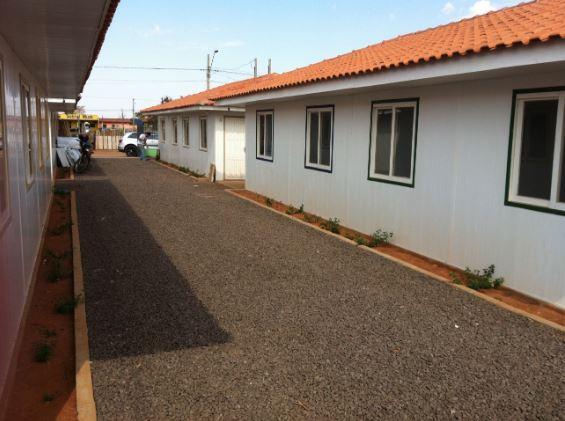 BRA – Conjunto Residencial em Três Lagoas – MS