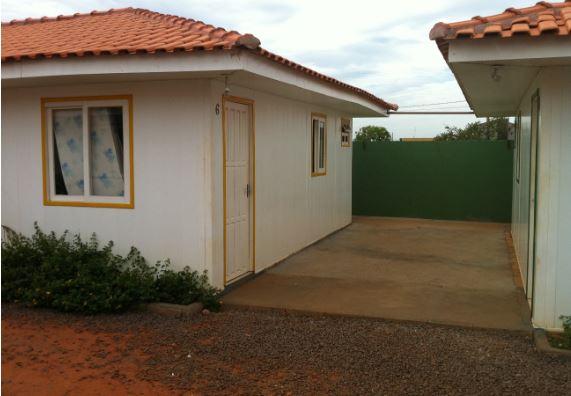BRA – Conjunto Residencial com 10 Residências em Três Lagoas – MS