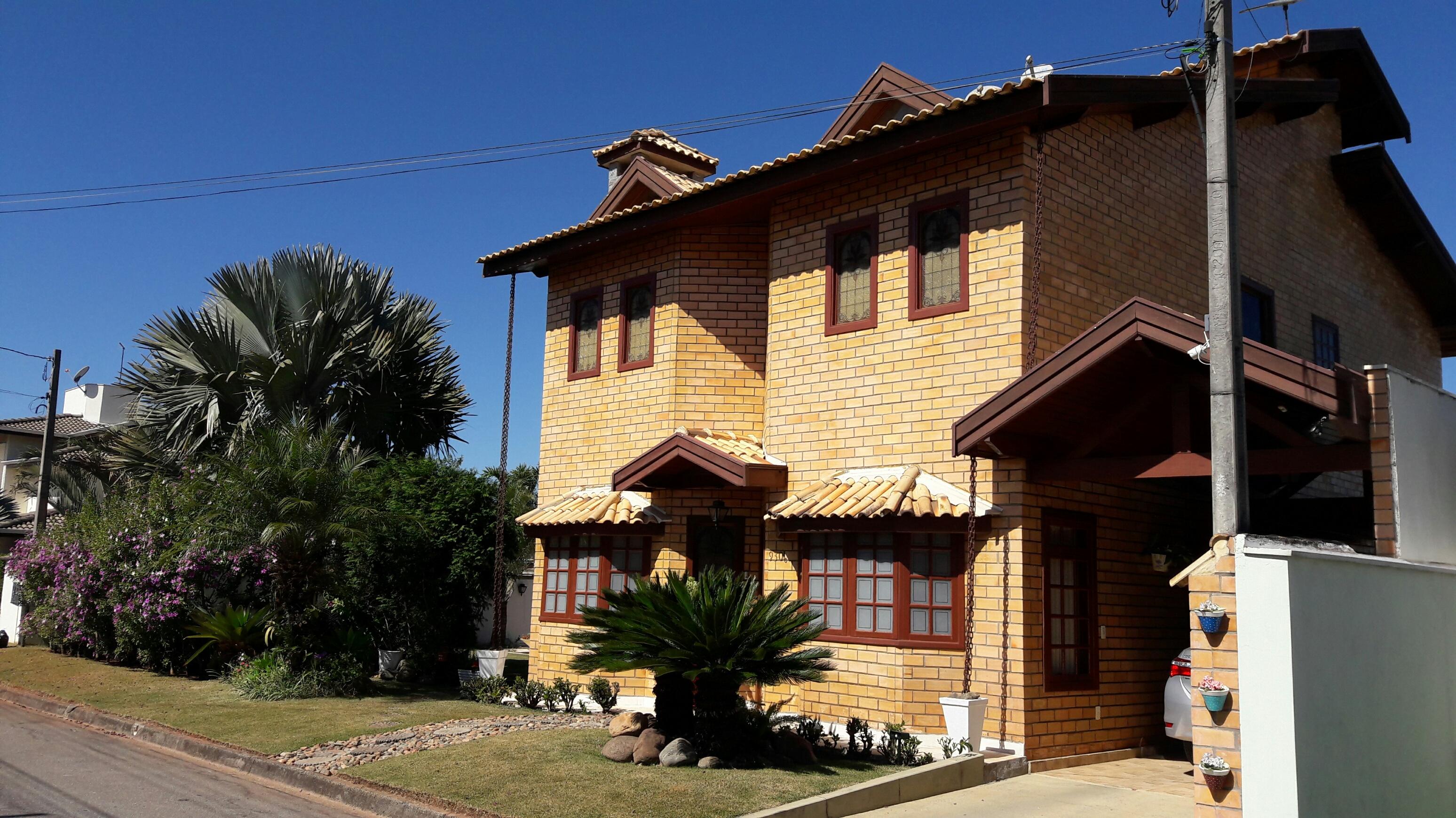 BRA – Casa sobrado em Itatiba – SP