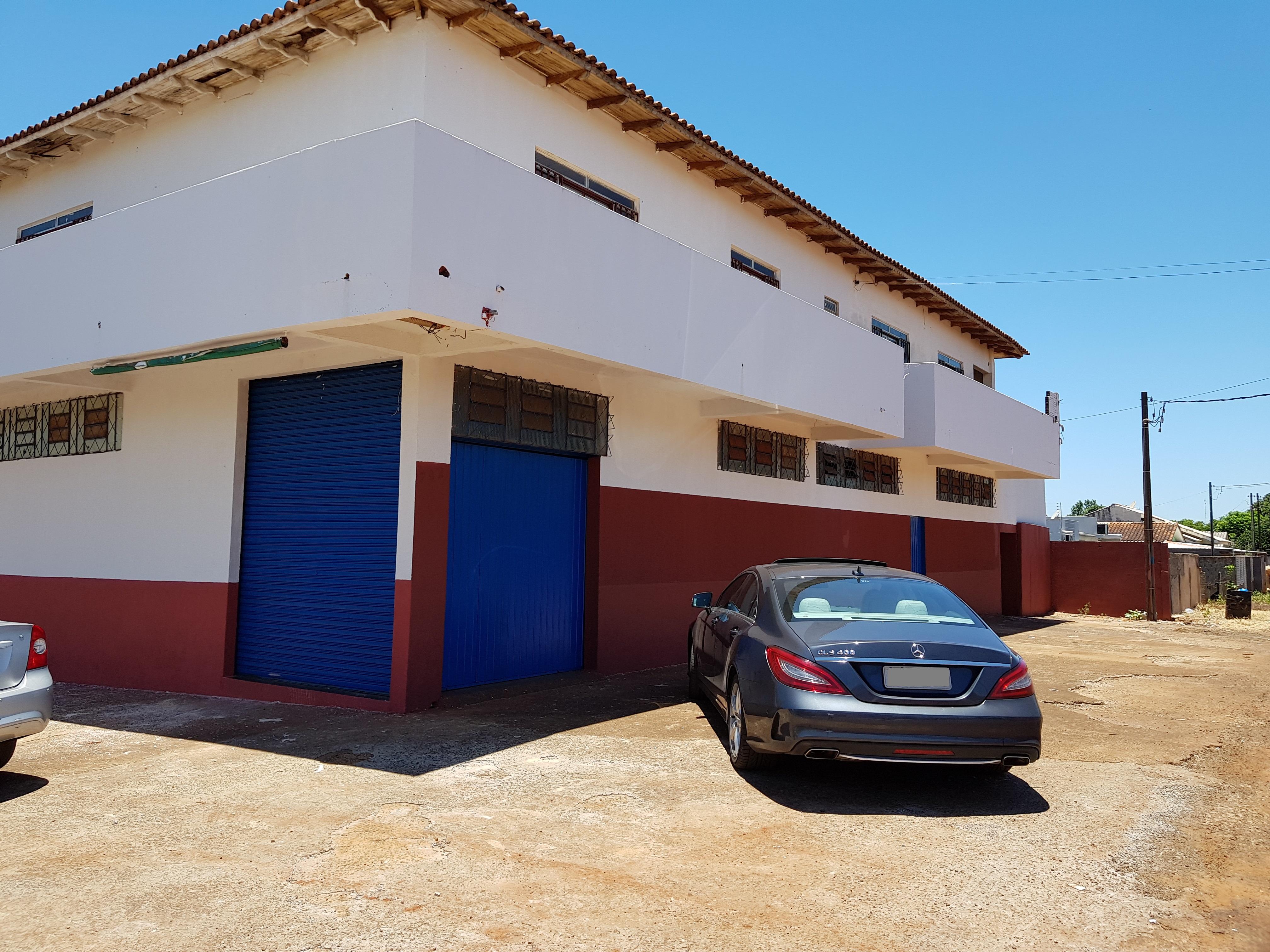 BRA – Imóvel comercial e residencial em Foz do Iguaçu – PR