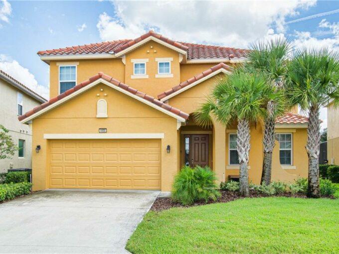 EUA – Ótima casa em Davenport – FL