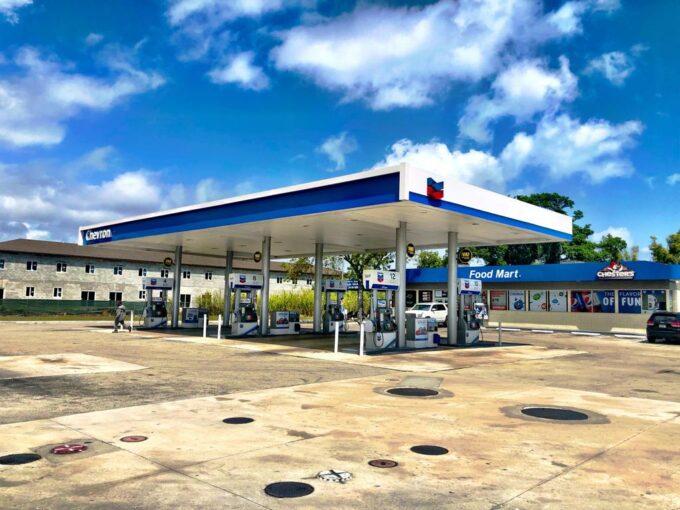 Posto de Gasolina e Loja de Conveniência