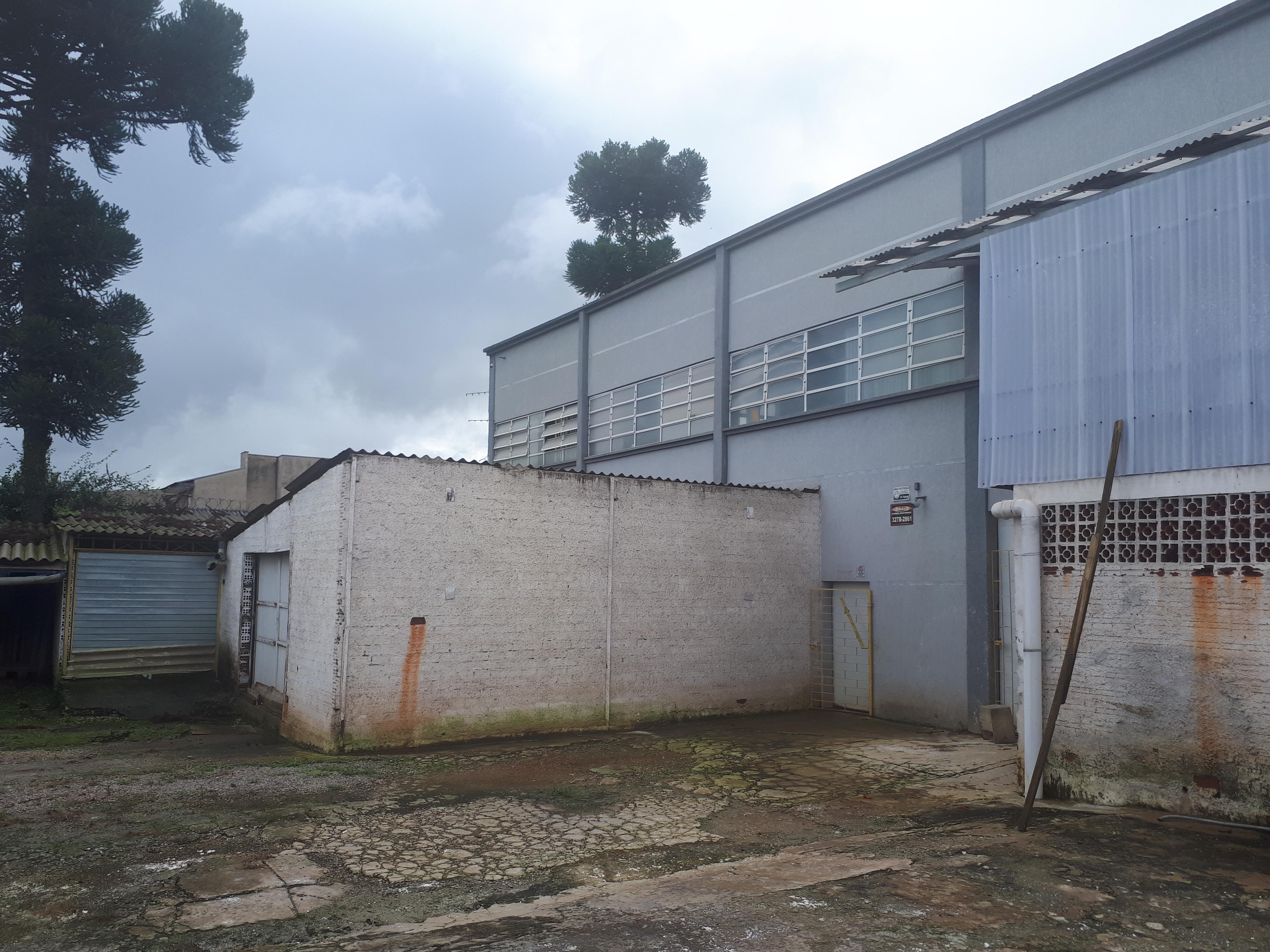 BRA – Barracão Industrial em Curitiba – PR
