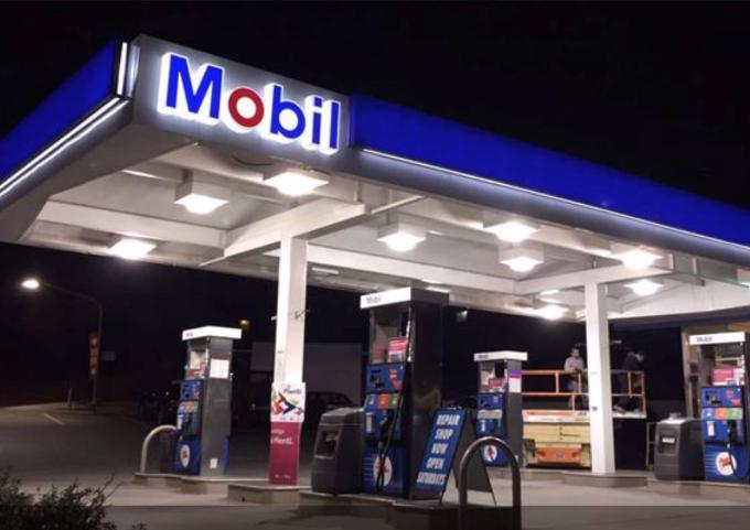 Posto de Gasolina em Winter Park – FL