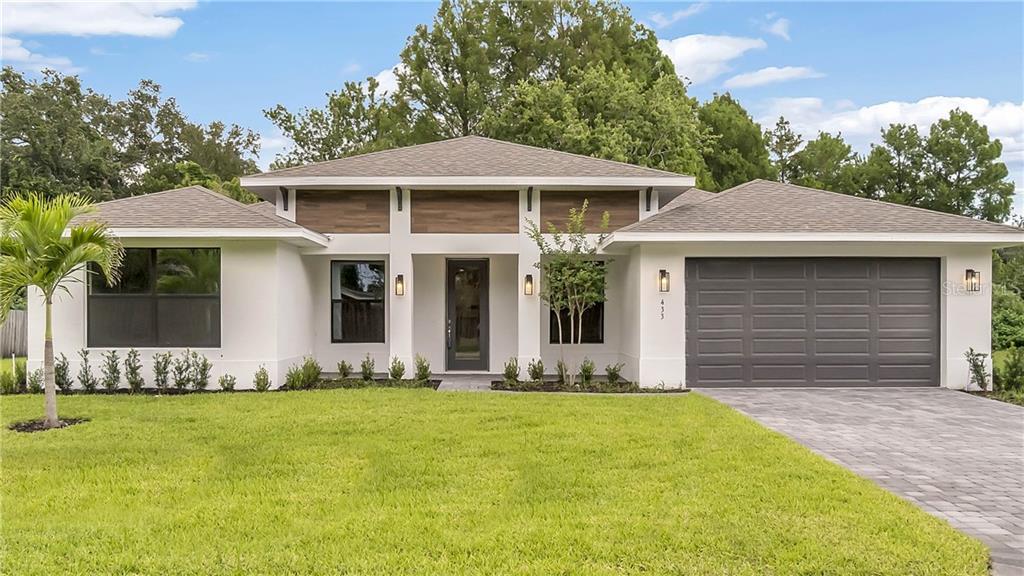 Casa de Luxo Recém-Construída em Orlando